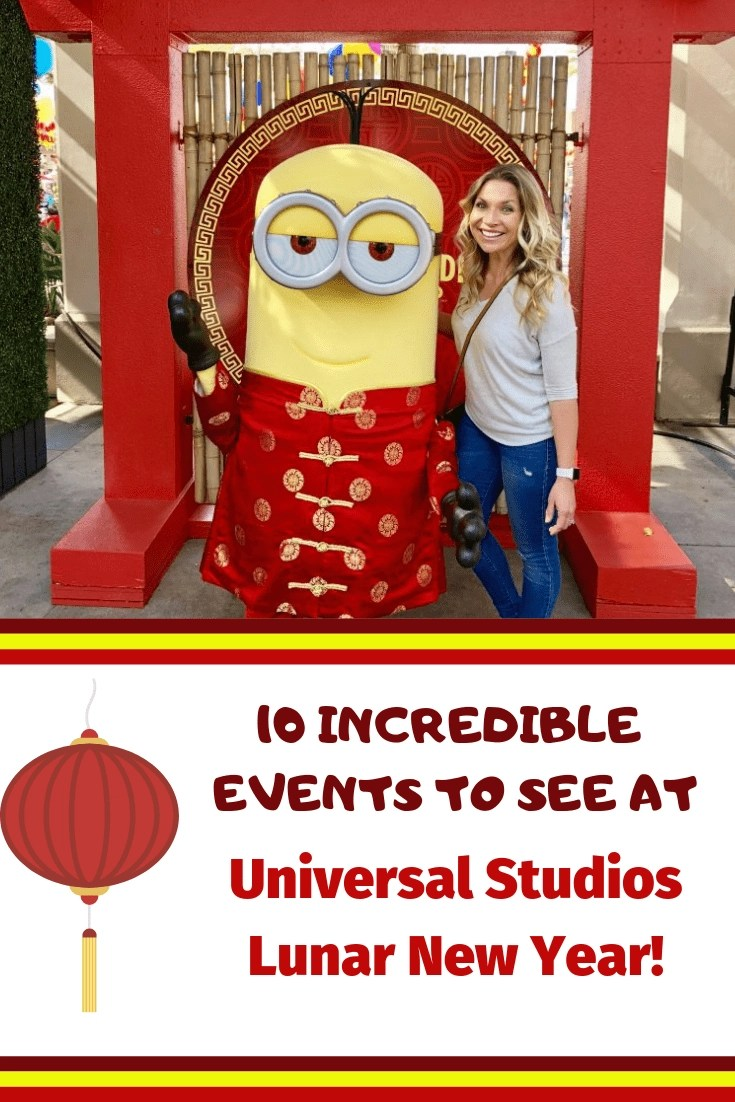 10 Incredible Events at Universal Studios Lunar New Year Celebration! Universal Studios Lunar New Year is one of the best times to visit the park. I absolutely love the ways Universal interacts their movies with this holiday!
