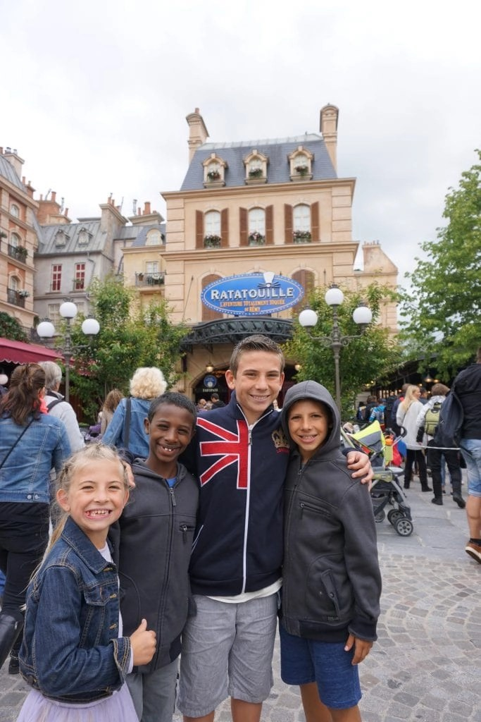Disney Paris Ratatouille