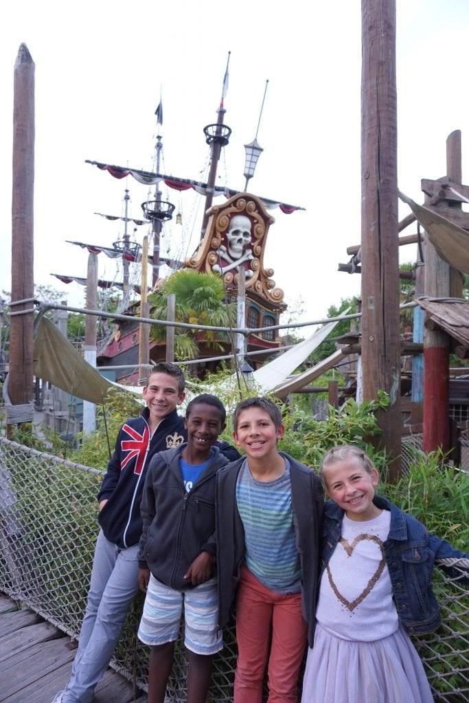 Disney Paris Adventure Isle
