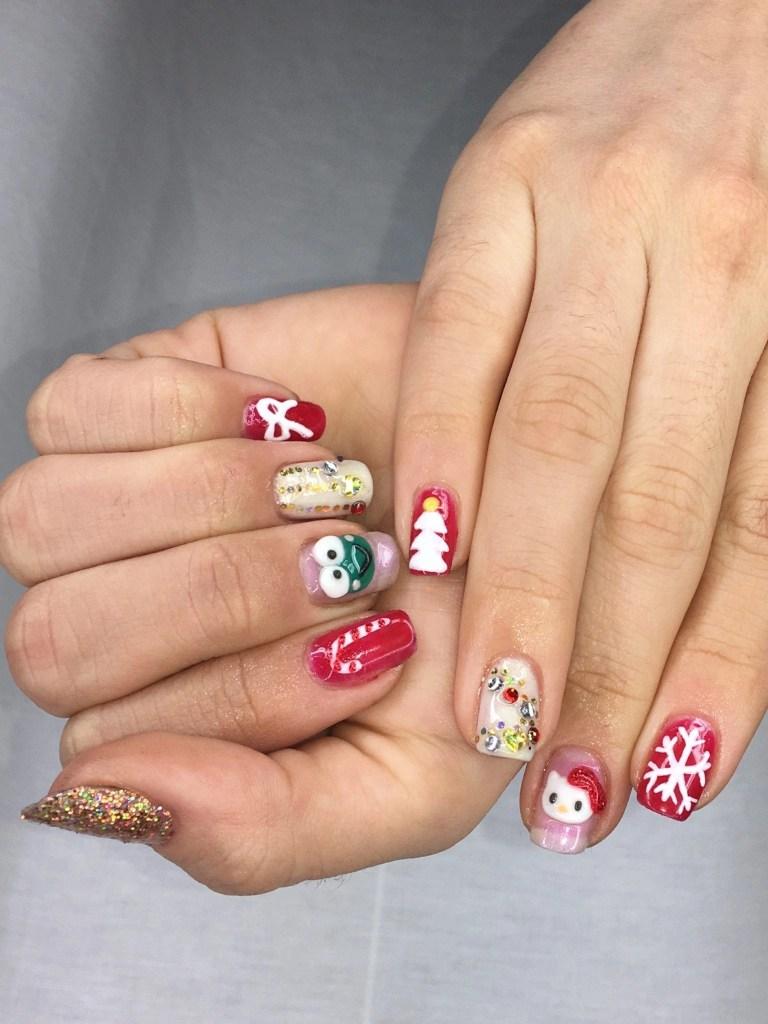 Nail Salon in Temecula- custom nail art