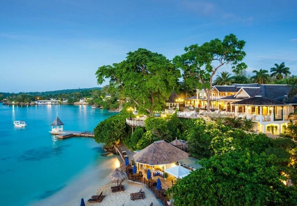 best sandals resort - sandals royal plantation