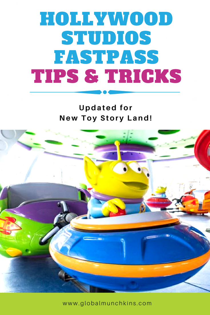 Hollywood Studios FastPass Guide: A Quick & Easy Way to Maximize Fun & choose the best fast passes! Including how to ride all the Toy Story Land Rides in less than 90 minutes. #hollywoodstudios #disneyworld #disney #fastpass