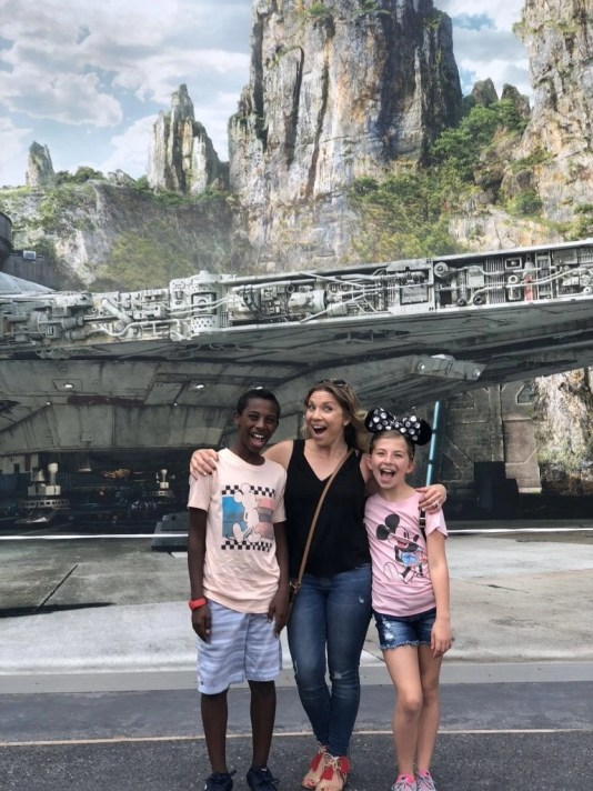 Star Wars Land - Hollywood Studios