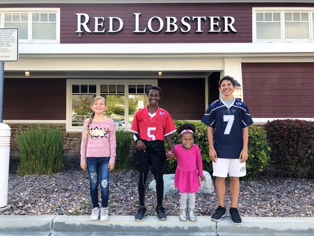Red Lobster's Lobsterfest is the perfect event to celebrate any occasion.