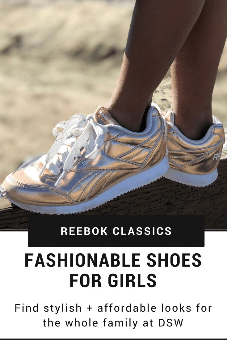 Adorable matching mother and daughter matching Reebok Classics. Find these and more great styles for the whole family at DSW.