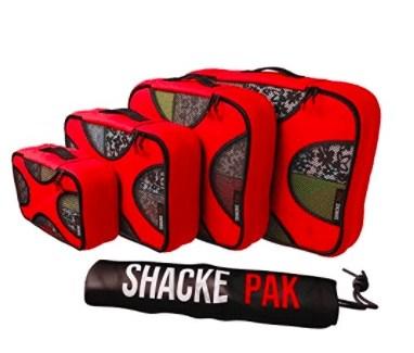 Best Packing Cubes Schacke Pack