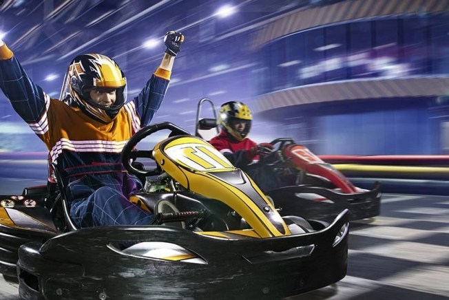 things to do at mall of america - smaaash