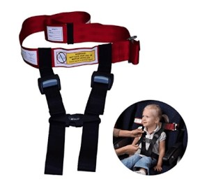 Top Travel Car Seats for 2018 Cares Harness