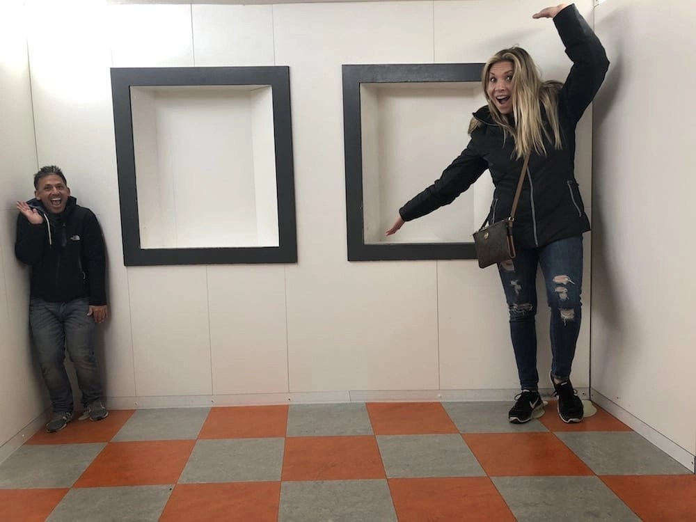Top things to do in Edinburgh - Camera Obscura