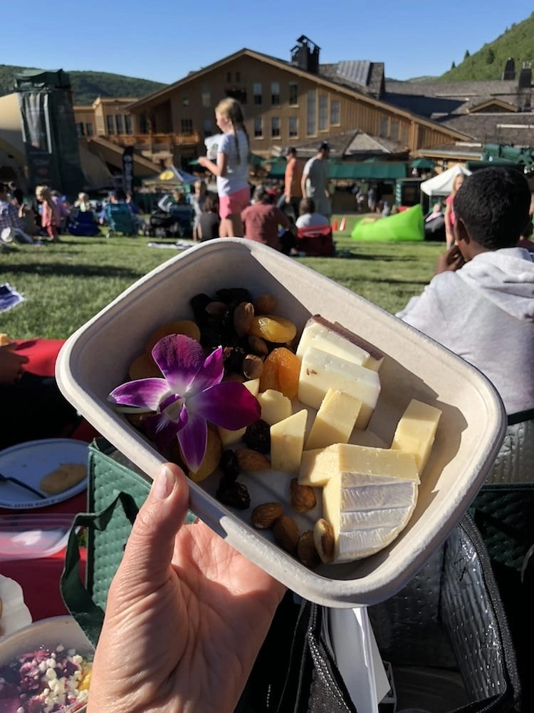 Deer Valley Summer Concert Picnic