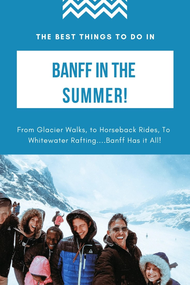 The Ultimate Guide to a Banff Summer - The Best Time To Visit Banff - Why a Banff Summer was one of the best decisions we have ever made. It truly is the best time to visit Banff as there are so many incredible things to do. #mybanff #banffsummer #banff