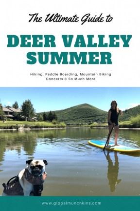 Deer Valley Summer! - The Ultimate Guide to Deer Valley in the Summer