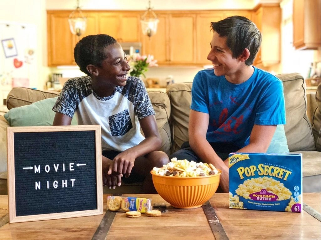 Make family movie night more fun with these 3 tips from a mom of five.