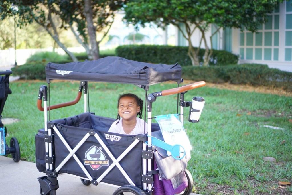 Main Street Strollers Wagon
