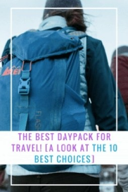 The Best Daypack for Travel! [A look at the 10 Best Choices] best daypack
