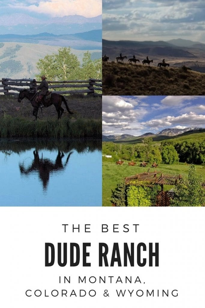 Best Dude Ranch