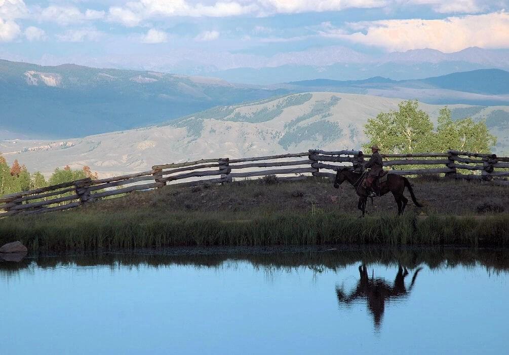 Best Dude Ranch Colorado