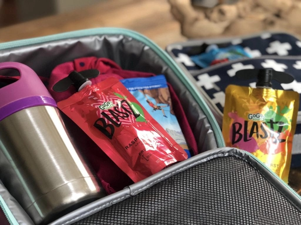 5 Tips from a mom of 5 on the best ways to prepare kids to head back to school. Plus, learn ways to maximize your last few summer days and learn about the best new healthy school snacks too – like the NEW and bold GoGo squeeZ BlastZ fruit pouches! #ad #BlastZ #GoGosqueeZ