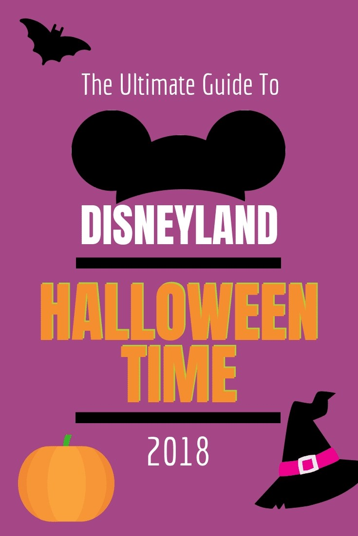 The Ultimate Guide to Disneyland Halloween Time - Check out all the fun that is being had this Halloween at the Disneyland Resort! #halloweentime #disneyland #disney