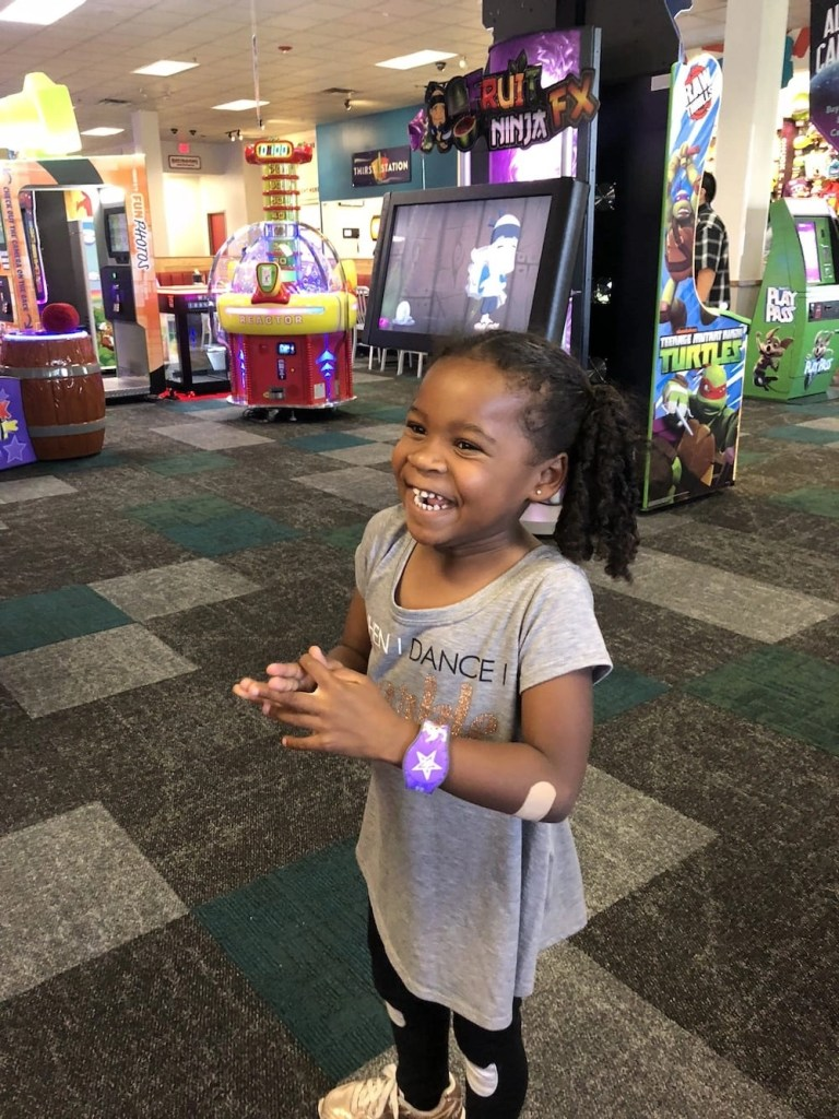 Chuck E Cheese All You Can Play