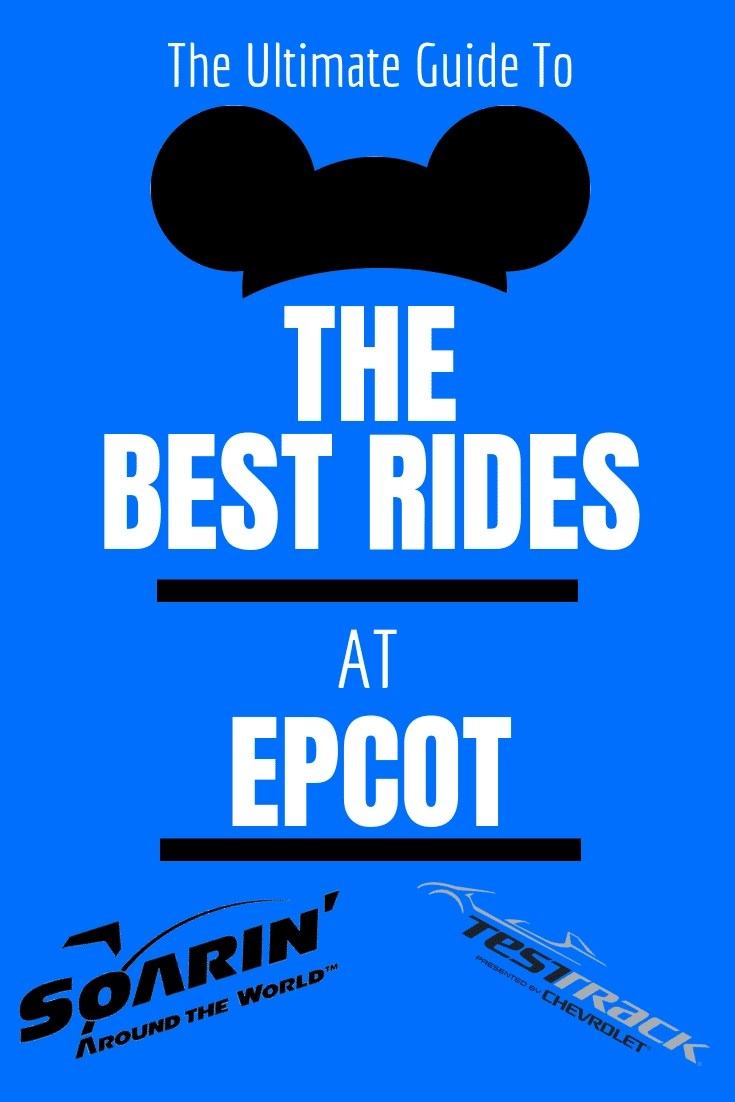The Best Rides at Epcot - A look at the best rides currently and coming soon to Epcot! Includes height and FastPass information! #epcot #disneyworld  #disney