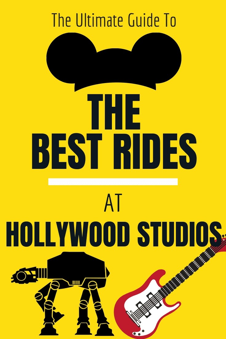 The Best Rides at Hollywood Studios [Top 7 Choices] Hollywood Studios might not get the attention some of the other Disney parks do, but it actually contains some of the most thrilling and amusing rides!