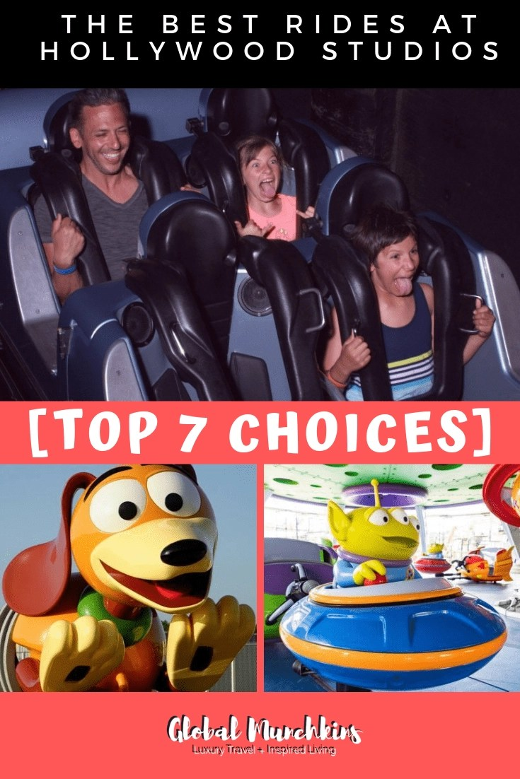 Hollywood Studios might not get the attention some of the other Disney World parks do, but it actually contains some of the most thrilling and amusing rides for the whole family. Let's take a look at the Best Rides at Hollywood Studios! #hollywood #hollywoodstudios #familyvacation #traveltips #disney #disneyworld