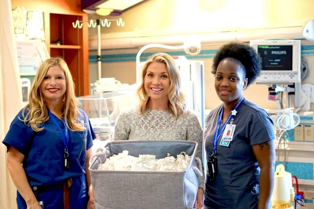 "Carter's is a trusted brand for parents of preemies. Now their new line has added features to serve babies while they are still in NICU. The new line features smaller sizes, plastic buttons and Velcro closures. Plus, adorable sayings like ""My Heroes Wear Scrubs"". #sponsored @CartersBabyKids #LoveCarters"