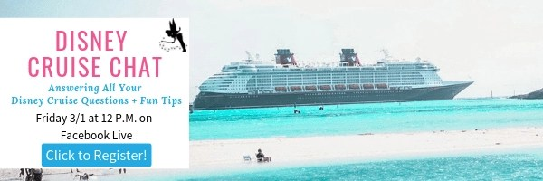 Disney Cruise Chat