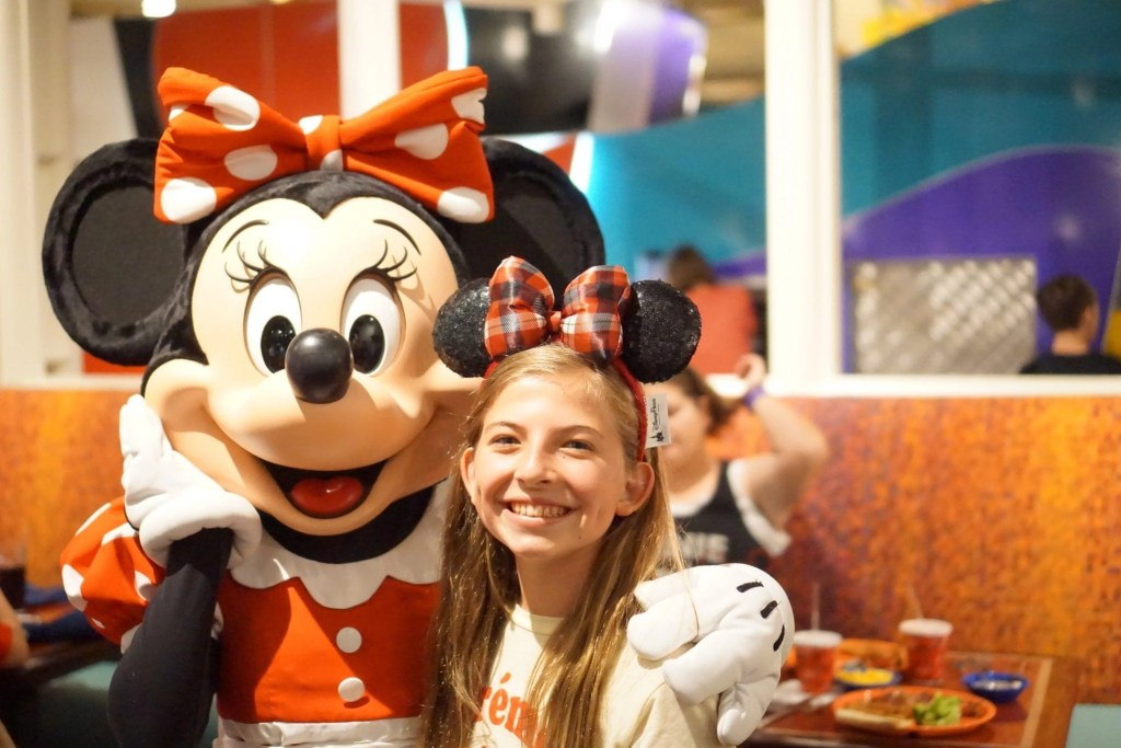 Best Character Dining at Disney World - Chef Mickeys