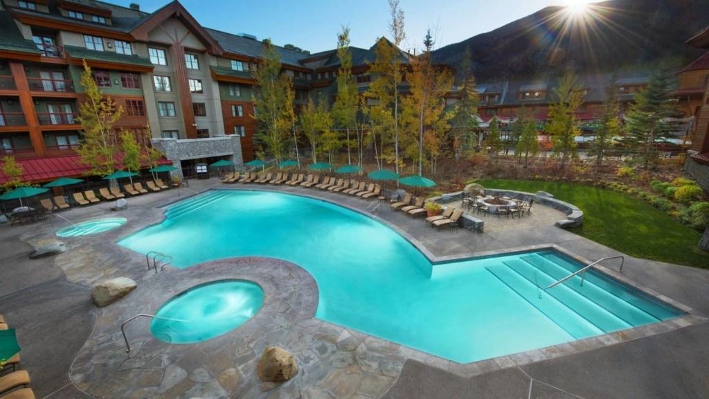Lake Tahoe Summer - Marriott Timber Lodge