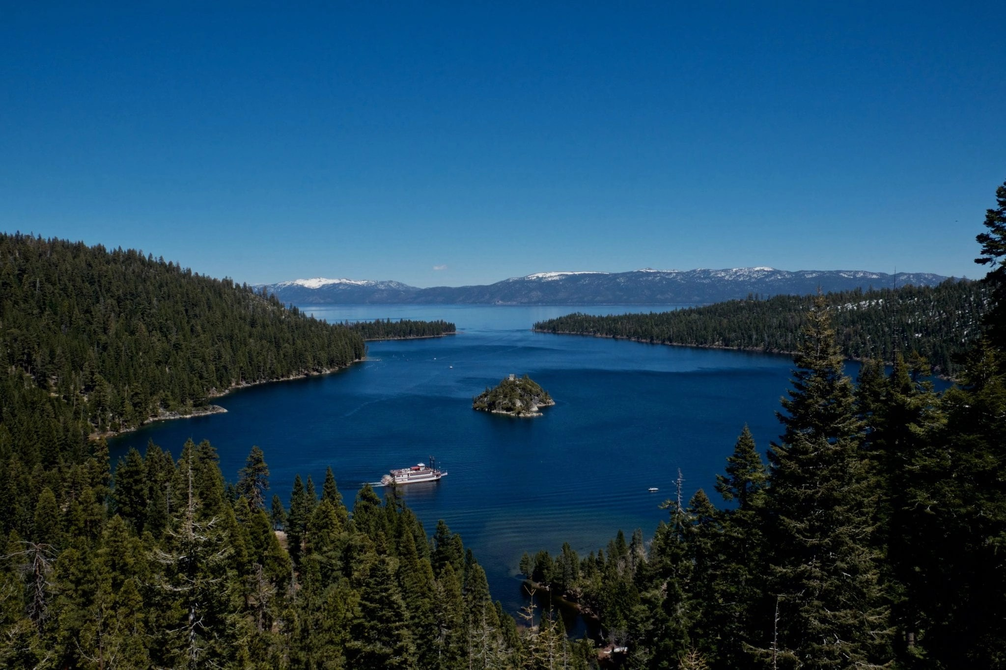 10 Amazing Things to do in Lake Tahoe in the Summer. [+Where to Stay]