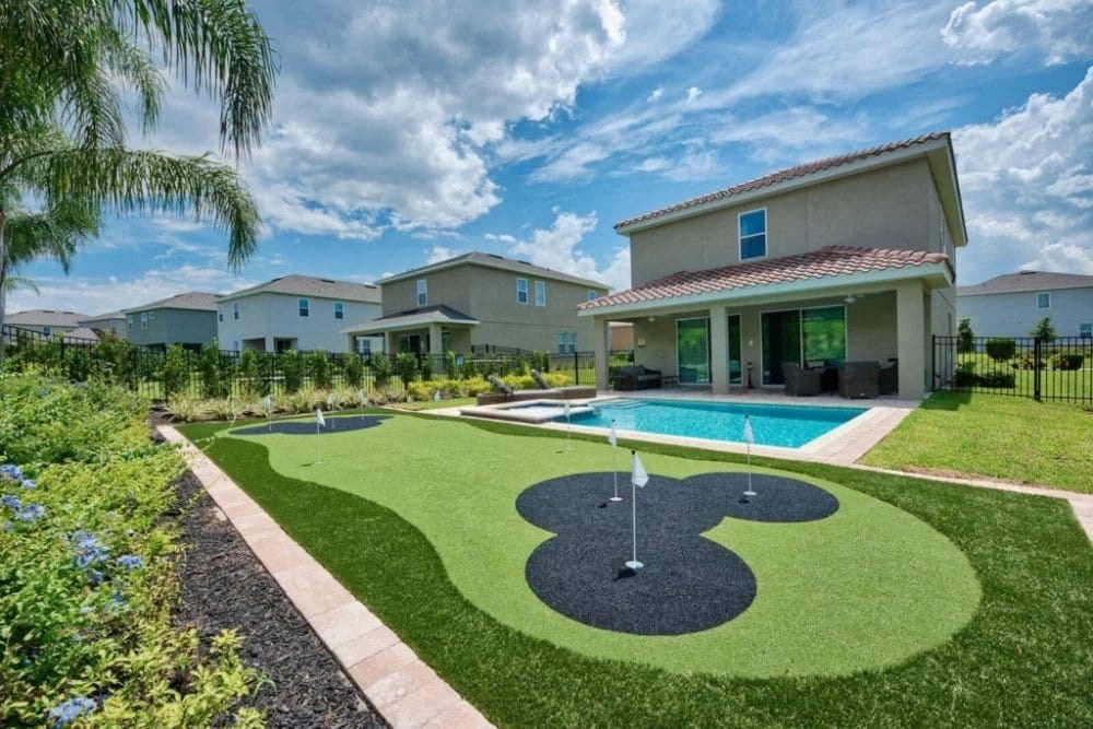9d17fc3f634 If you have a large family trip or extended family stay then there are ways  to stay offsite and in luxury. Top Villas in Orlando have some of the most  ...