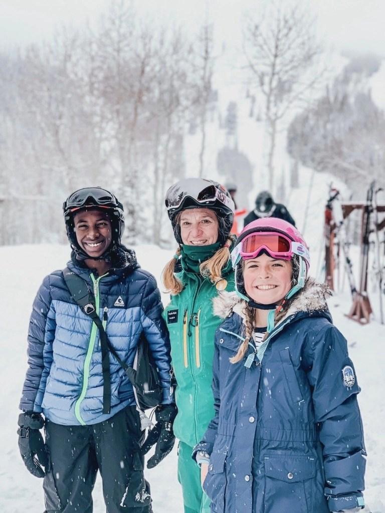 Ski Lessons Utah