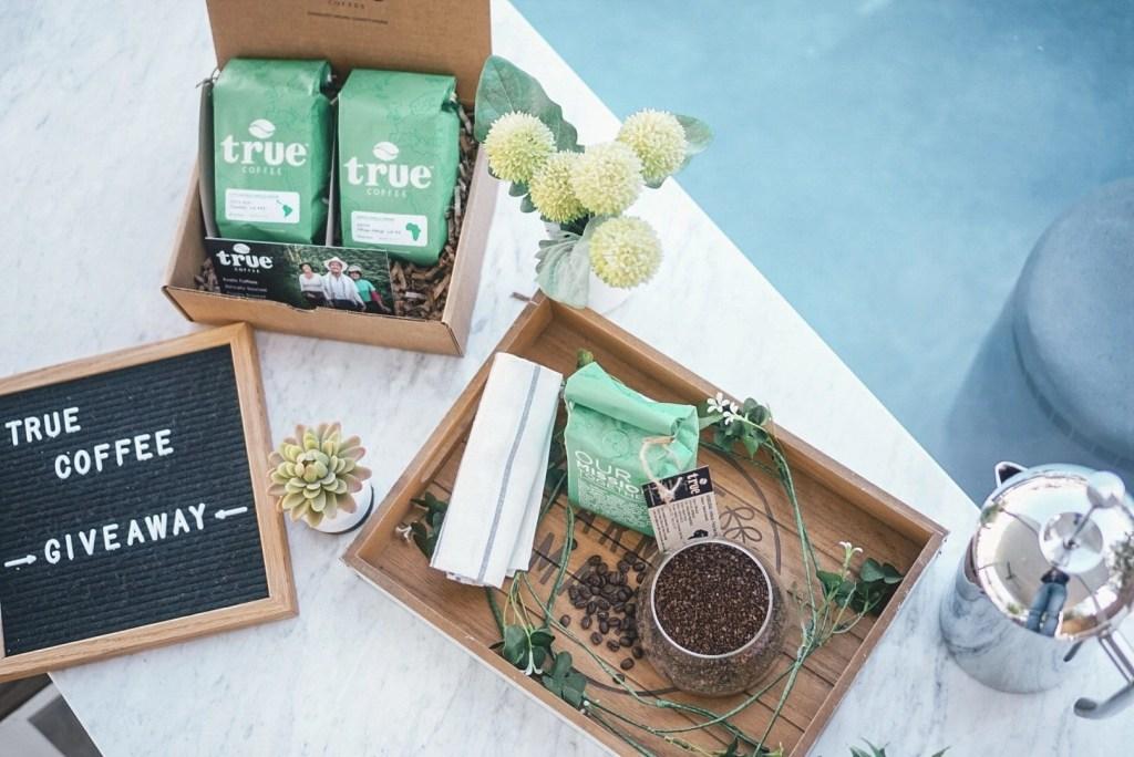 Win Coffee for a Year #coffee #coffeesubscription #truecoffee #fairtrade