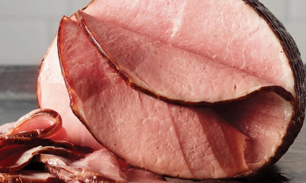 The best spiral sliced ham available online + how to save money on purchasing it and two additional ham cuts and flavors all from Omaha Steaks.