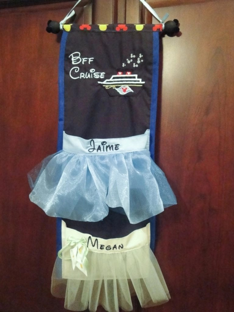 Disney Cruise Tutu Fish Extender