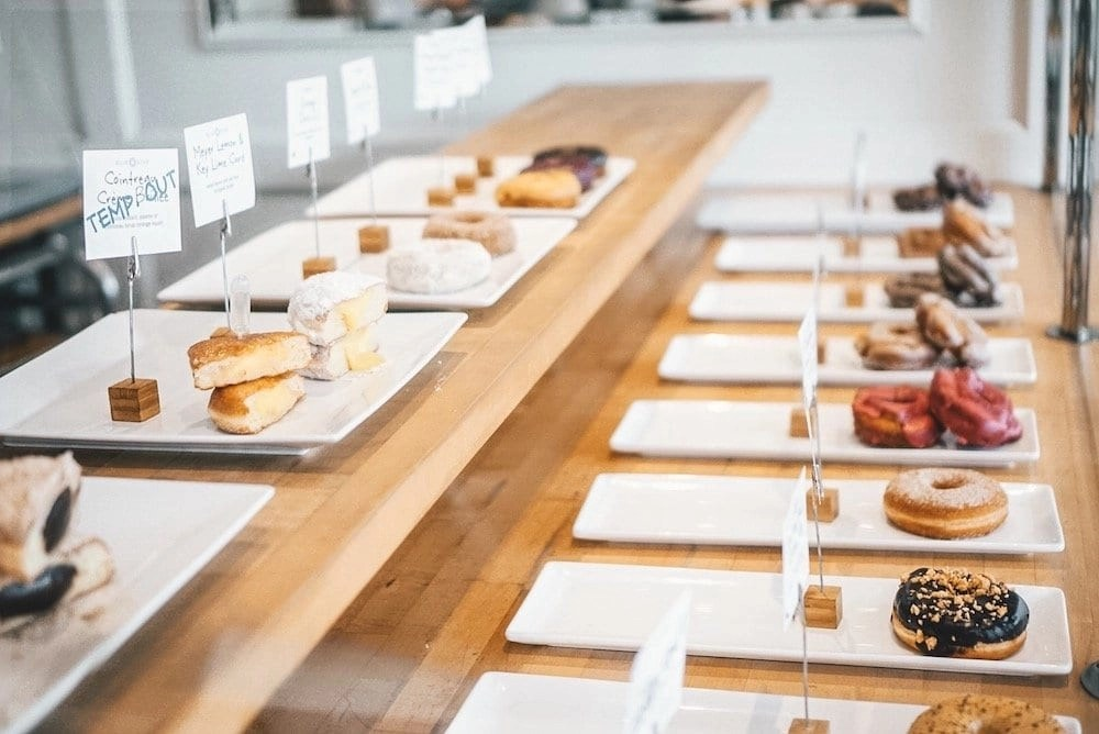 Best Donuts in Portland - Blue Star Donuts