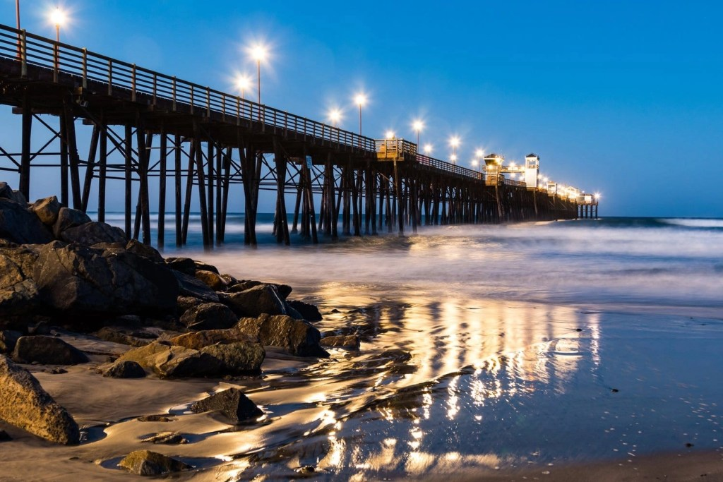things to do in Oceanside - Pier