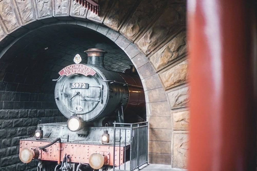 Islands of Adventure - Hogsmeade Station