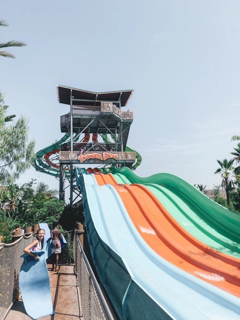 Aquatica Quick Queue
