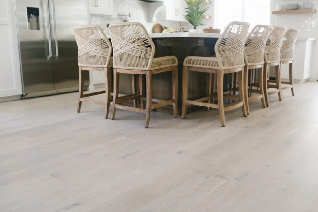 engineered wood flooring from Lumber Liquidators Virginia Millworks