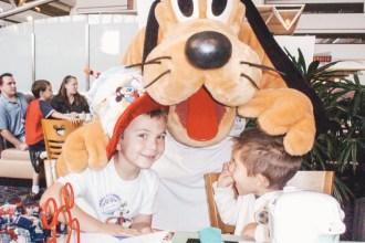 Disney World Birthday
