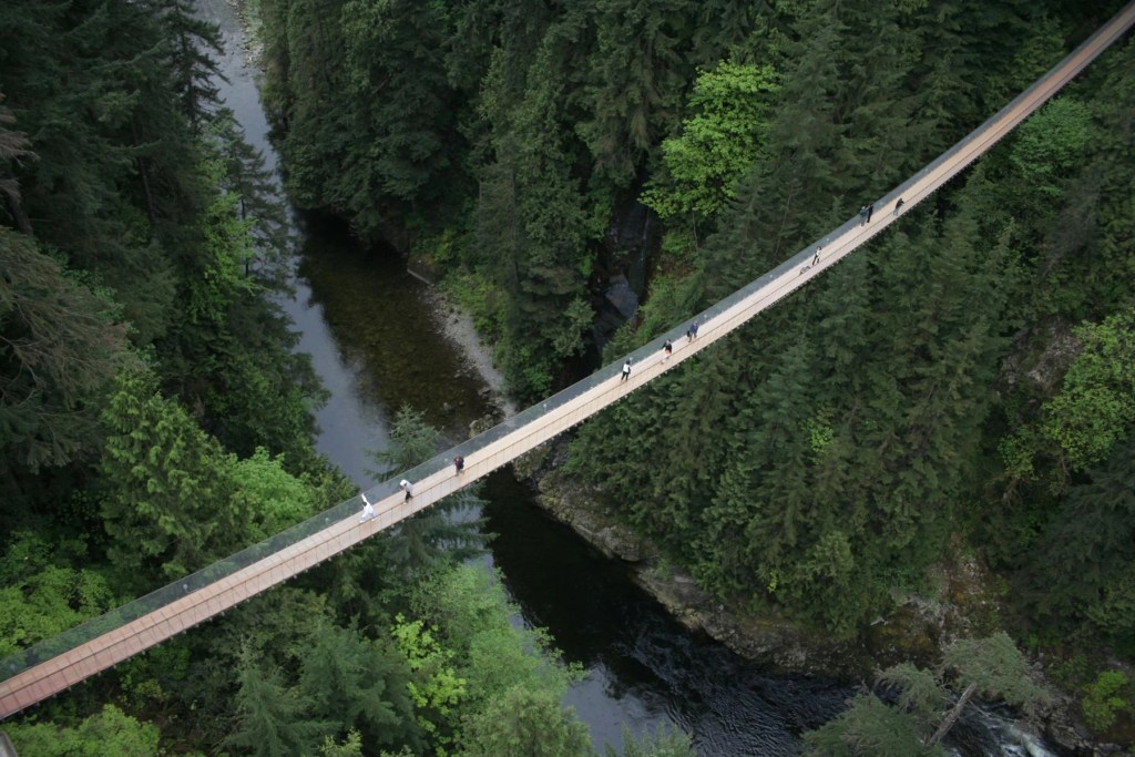 Capilano Suspension Bridge - Things to do in Vancouver