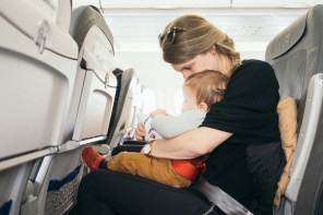 Flying with a Baby? Our Best Tips on How to Fly with a Baby!