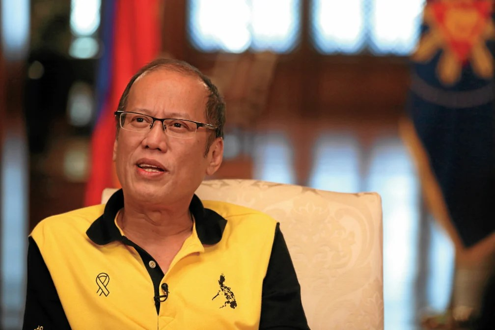 Image result for AQUINO vs china