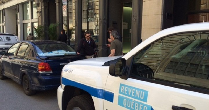 Montreal Uber offices raided by Revenu Quebec | Globalnews.ca