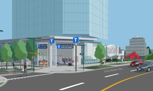 TransLink finalizes Broadway Subway station names with minor changes