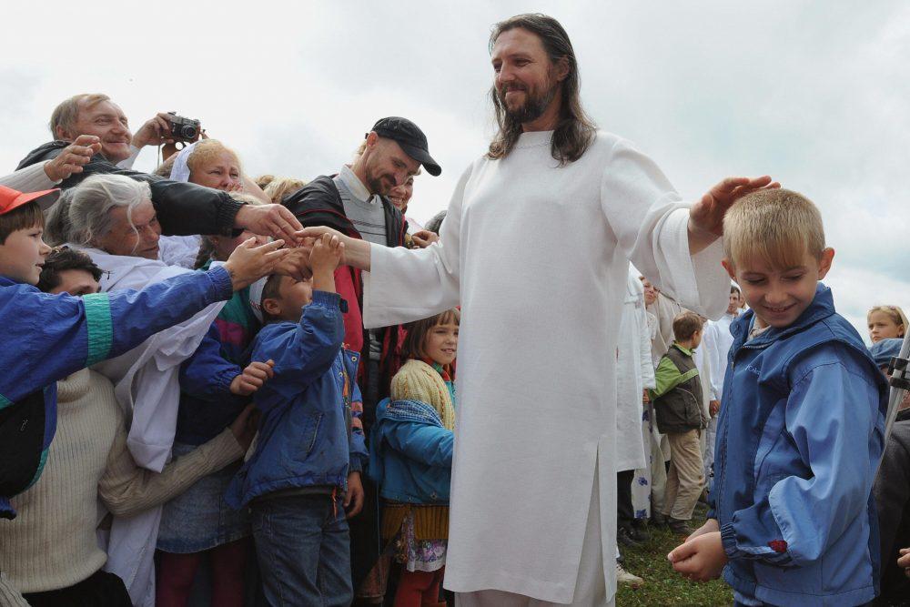 Vissarion Jesus of Siberia