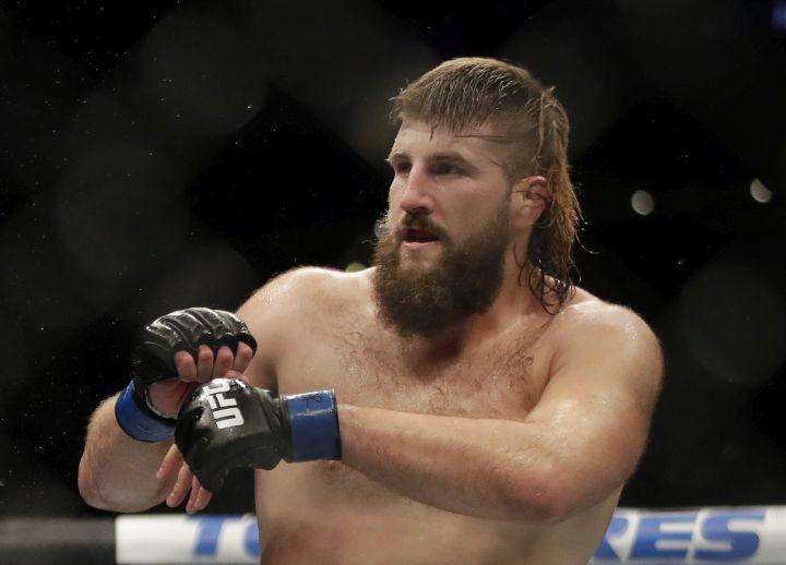 Big sexy mullet man, Tanner Boser, returns on Saturday | UFC Fight Night 190